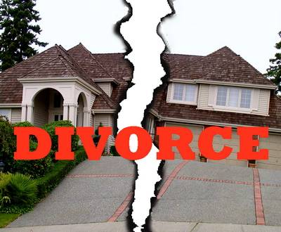 Divorce, Bankruptcy, Property Division, Mortgage Refinance
