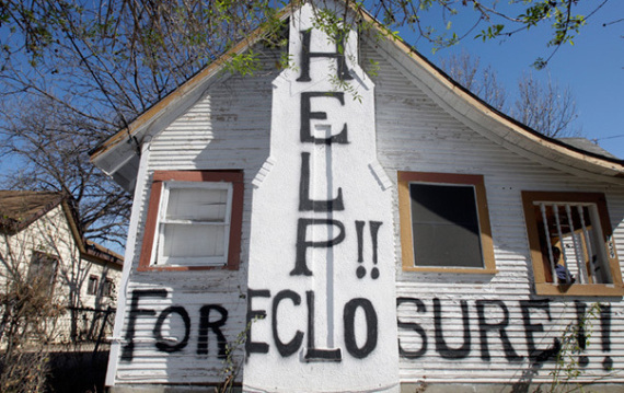 Bankruptcy Foreclosure Backlog