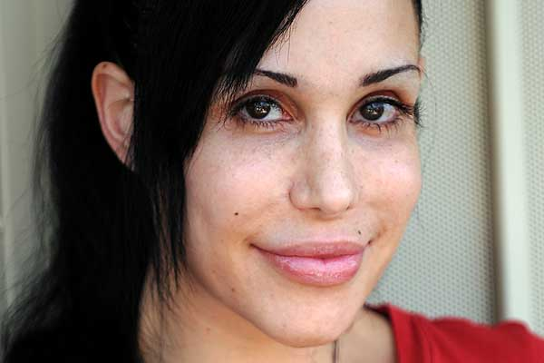 Natalie Suleman Bankruptcy Case Rejected