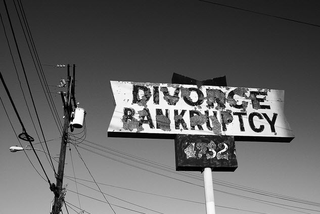 Bankruptcy and Divorce in Florida