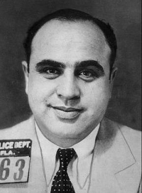 Bankruptcy, Capone, Mobster