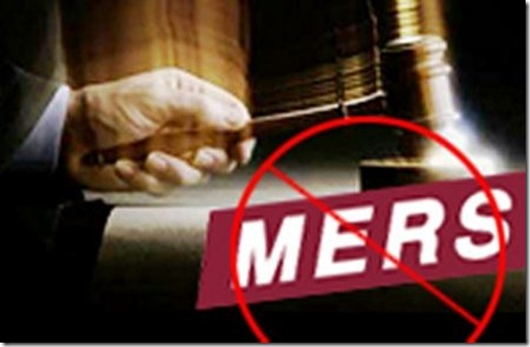 MERS Cannot Foreclose, No Standing in Bankruptcy