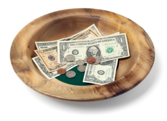 Charitable Giving Through Bankruptcy, Tithe